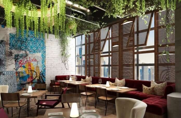 lola taberna español vivir dubai restaurante