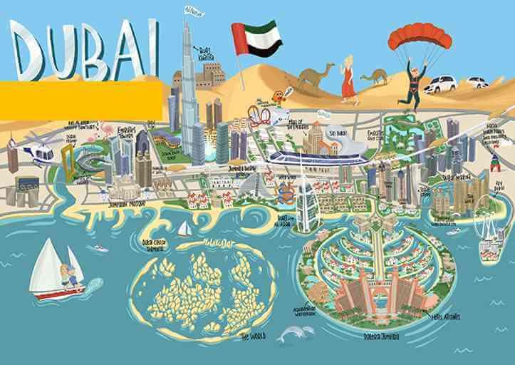 Dubai Es Un País O Una Ciudad Conoce Emiratos Vivir En Dubai