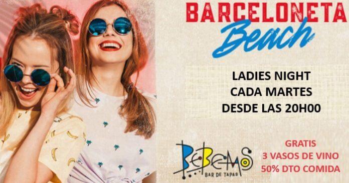 OFERTAS BARCELONETA LADIES NIGHT VIVIR