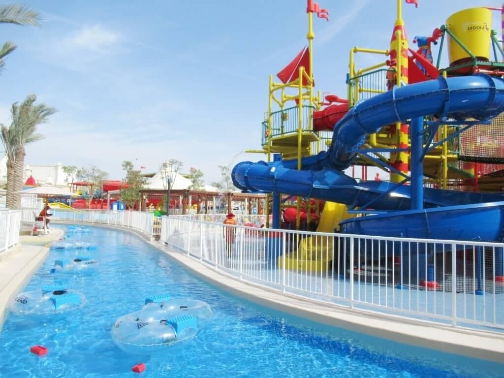 Parque acuático Legoland