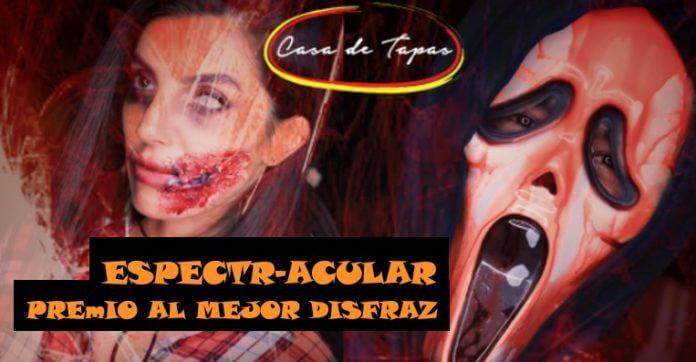 FIESTA HALLOWEEN CAsA DE TAPAS