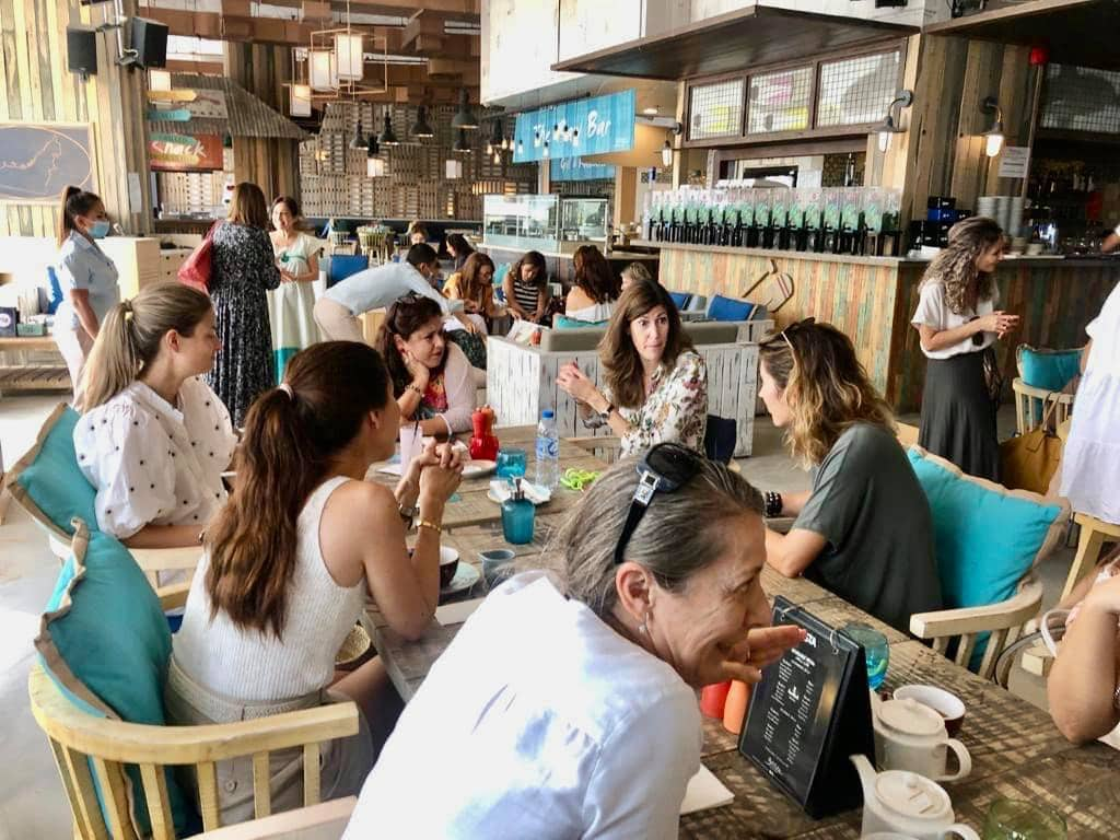 cafe de españolas vistamare