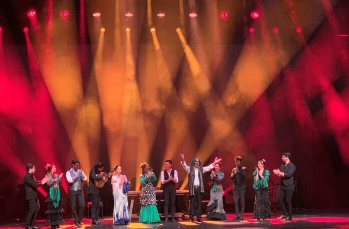 flamenco passion dubai grupo
