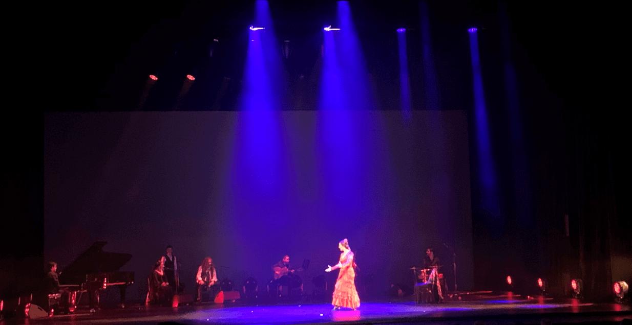 flamenco passion dubai solo