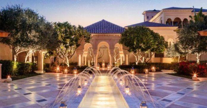 Spa Guerlain Dubai vivir español patio
