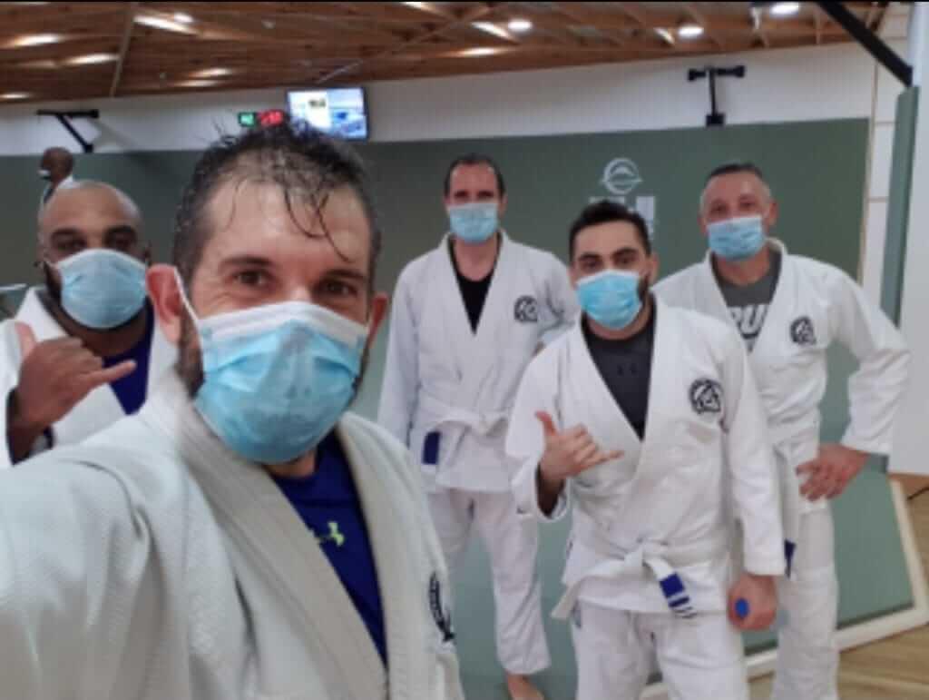 judo en dubai en español