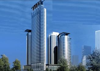 edificios proyecto mina plaza abu dhabi