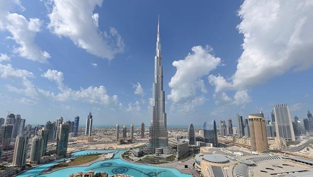 burj khalifa vivir dubai