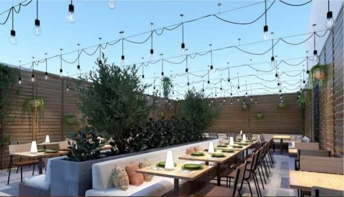 lola taberna español vivir dubai terraza