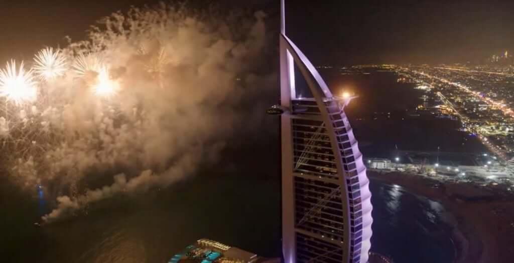 guetta burj al arab turismo vivir dubai