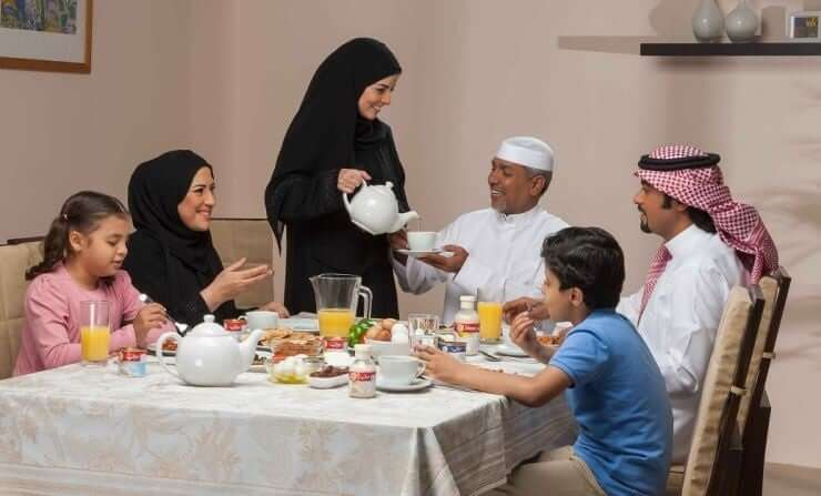 iftar emiratos
