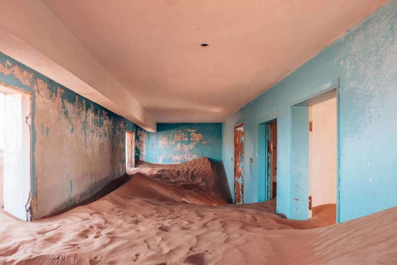 sharjah pueblo fantasma
