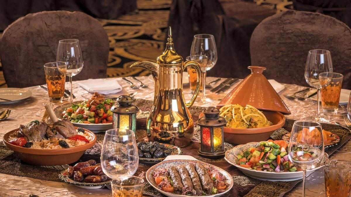 iftar ofertas ramadan muebles