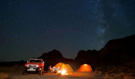 jebel jais camping eau vivirendubai