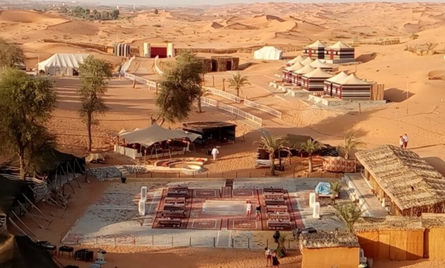 rak campamento beduino