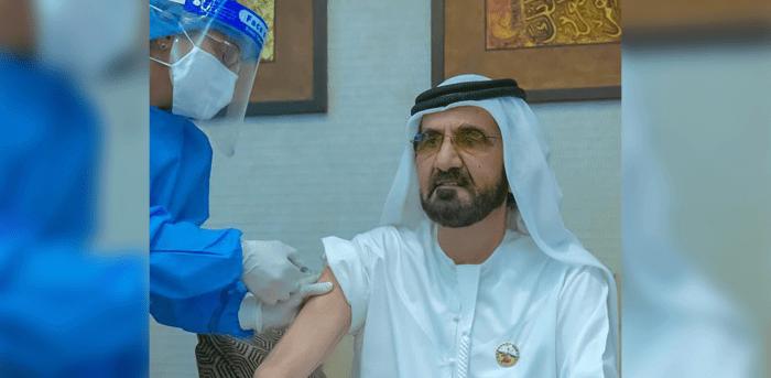 jeque dubai vacuna emiratos
