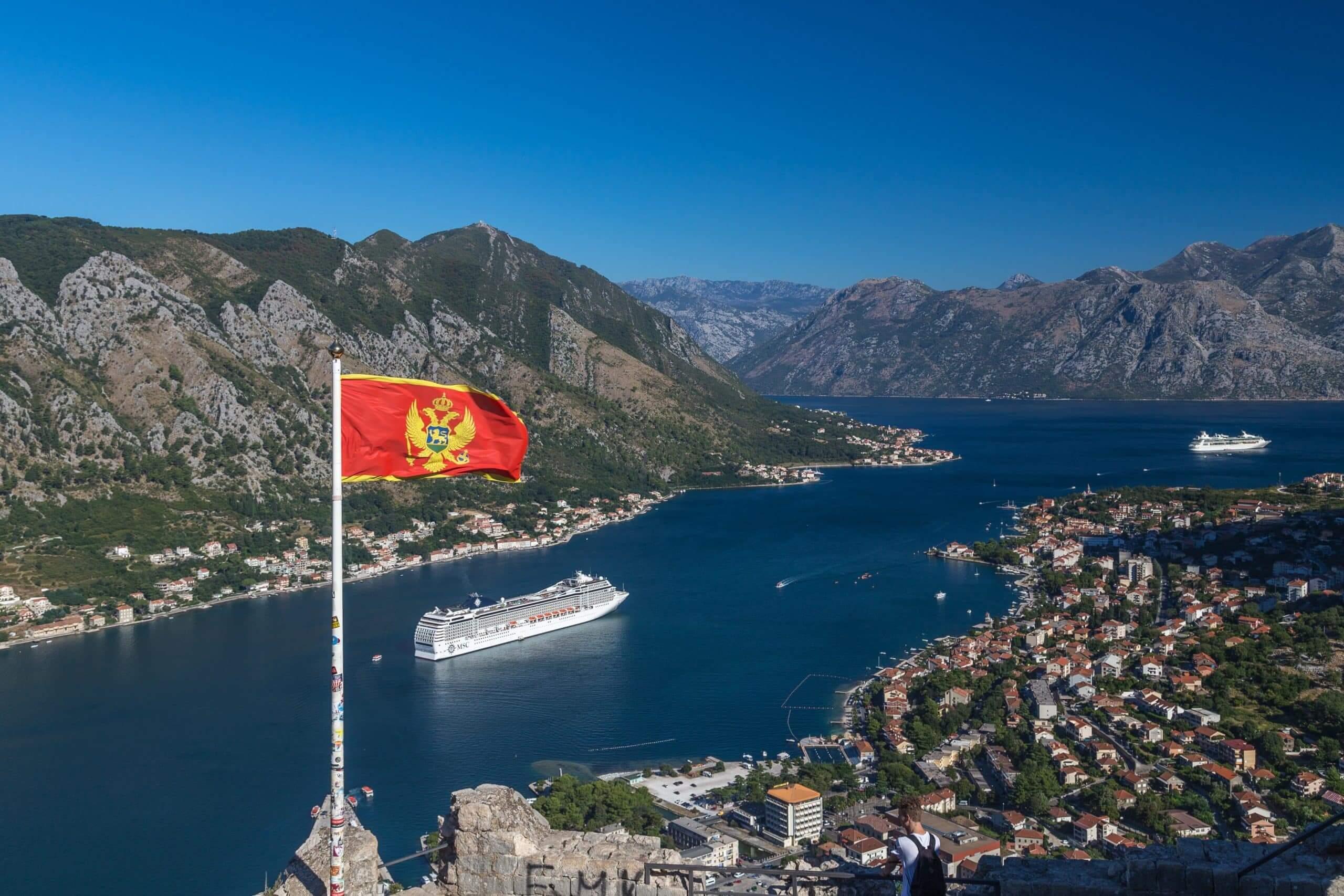 montenegro europa viajar emiratos