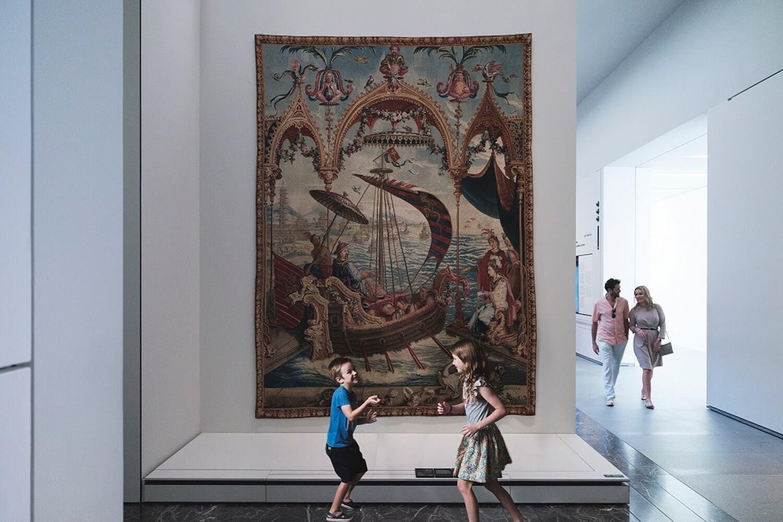 Louvre abu dhabi cosas que hacer