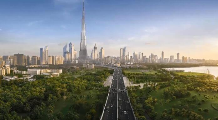 dubai futuro 2040 plan urbanistico