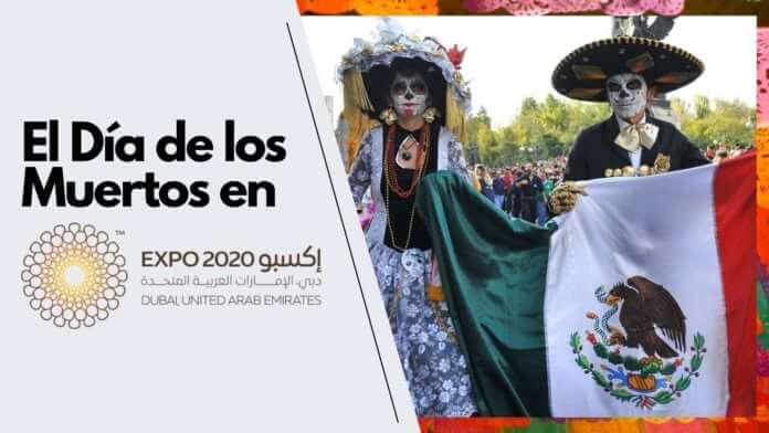 Día de los Muertos mexico eau