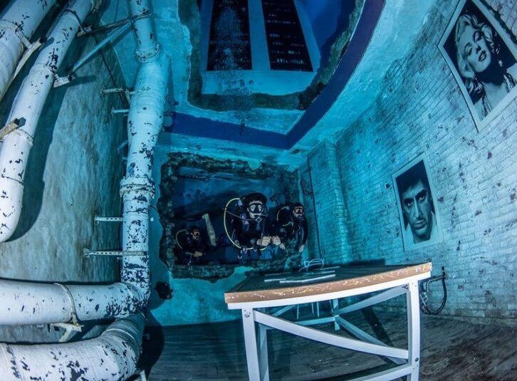 ciudad submarina dubai