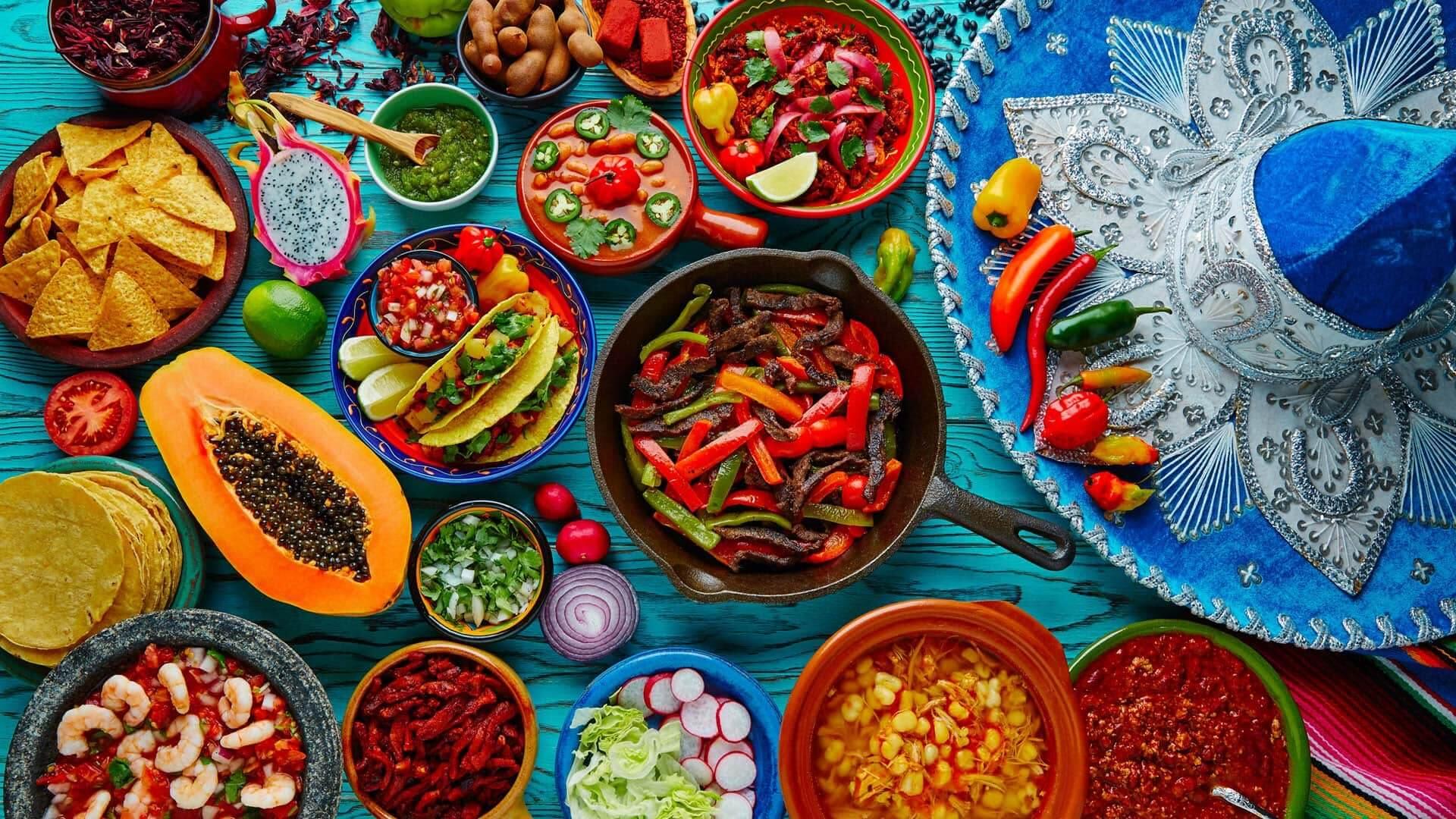 mexico gastronomia expo 2020