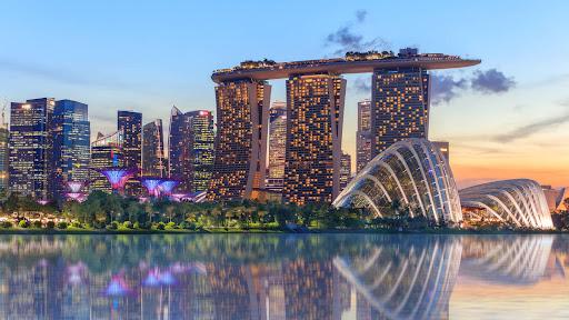 singapur ciudad trabajo distancia enespanol