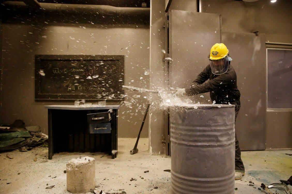 smash room dubai que hacer vivirendubai