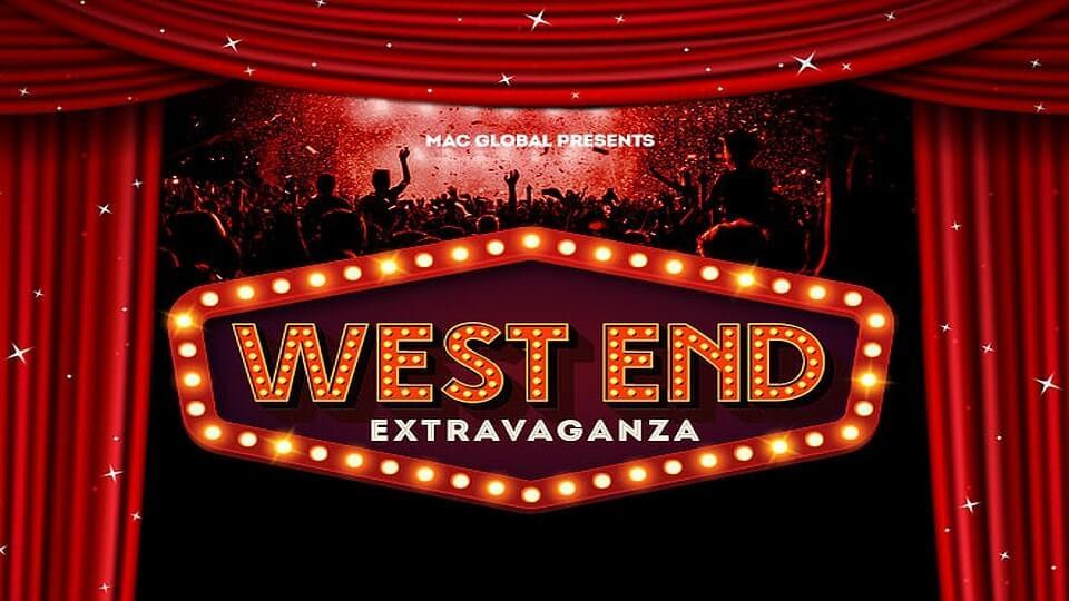 west end extravaganza dubai concierto