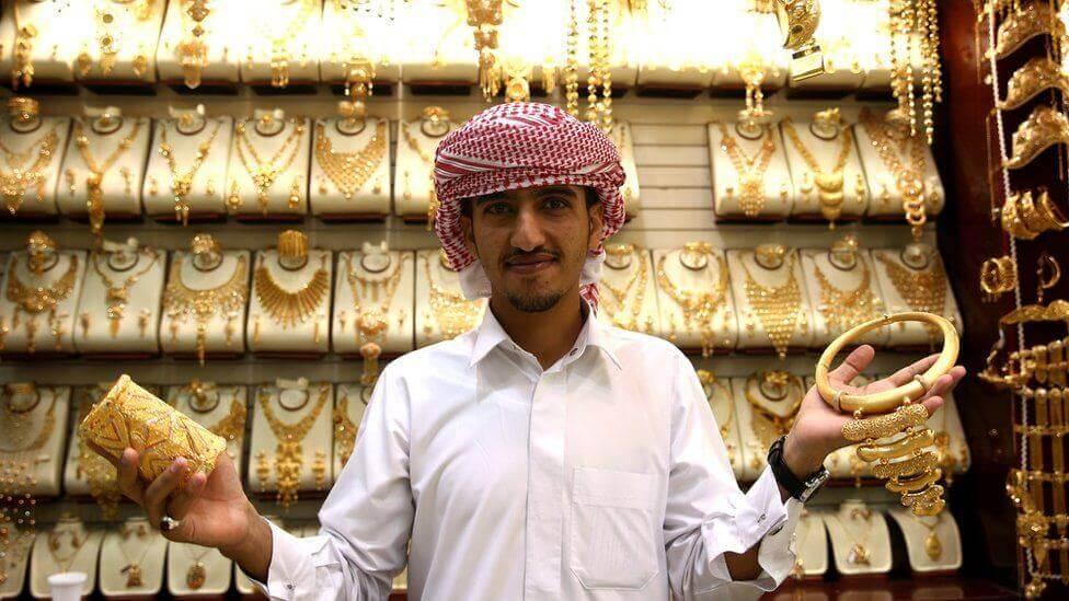 comprar oro barato en emiratos