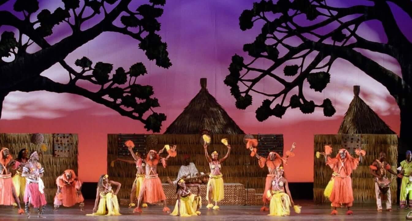 ballet nacional de senegal expo 2020
