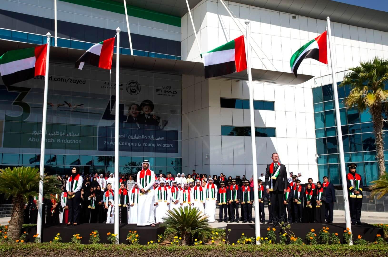 el dia de la bandera de emiratos vivirendubai